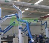 Het Systeem van de Extractie van de Damp van het Lassen van de Damp van het Wapen van de Extractie van de Damp van het lassen
