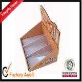 卸し売りカスタム高品質のペーパーギフト用の箱、ディスプレイ・ケース、波形を付けられた包装ボックス(LP028)