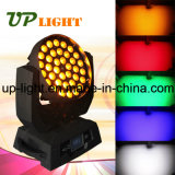 2014 RGBWA 5in1 36X15W LED Wash Head Moving