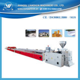 Twin conico Screw Extruding Line per Decoration Profile/Corner Line/Panel/Trunking/Silding
