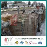 保護のためのGabion Hescoの障壁の/Antiの洪水のHescoの溶接された障壁