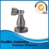 Bronze anticolisão magnético forte do branco do suporte da porta do aço inoxidável