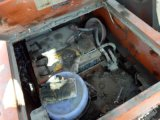 Máquina escavadora de trabalho usada Doosandh300LC-7 2011