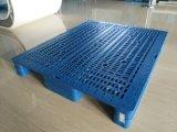 1200X1000 staal Versterkte Op zwaar werk berekende Rackable Gestapelde Plastic Pallet Hygeian voor Pakhuis