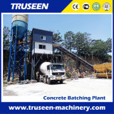 Hzs 60m3/H die Concreet /Cement Installatie groeperen