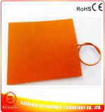 Chauffage au caoutchouc en silicone à batterie 12V 180W 300 * 400 * 1.5mm