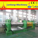 Alta produtividade e máquina de moinho de mistura de borracha de baixo ruído 760 * 2800