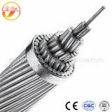 Aéreos de aluminio Potencia Conductor desnudo AAAC aluminio engrasado ACSR