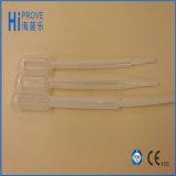Todo el tamaño de plástico pipeta Pasteur / desechables de plástico pipeta de transferencia