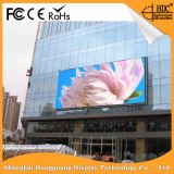 Visualizzazione di LED esterna di colore completo P6 LED TV con l'alta qualità