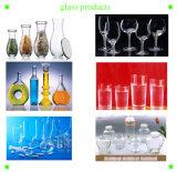 Le verre trempé prix d'usine tasse de thé/bouteille/Vase/bol/ (JINBO).