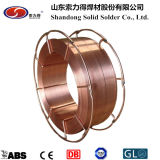 Verpackungs-Cer Soem-15kg/Spool, BV, SGS, TUV-CO2mig-Schweißens-Draht Er70s-6
