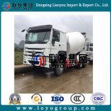 Sinotruk 9m3 HOWO Marque 6X4 Camion mélangeur à béton