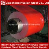 GB estándar y recubierto de tratamiento de superficie PPGI bobina de China