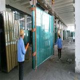 Verre décoratif de l'art, de vitraux pour table basse en verre