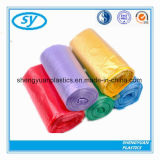OEM Custom jetables imprimé des sacs poubelle en plastique