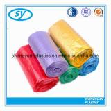 Soem-Wegwerfzoll gedruckte Plastikabfall-Beutel