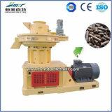 Pallina di legno della paglia della buccia del riso della pressa di pelletizzazione che fa macchina