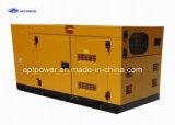 промышленный тепловозный генератор приведенный в действие двигателем дизеля 30kVA/24kw Lovol
