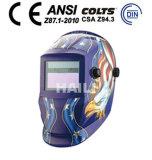 De zonne auto-Verdonkert Helm van de Filter van het Lassen (wh-322)