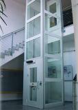 Escalera vertical ascensor para minusválidos y ancianos