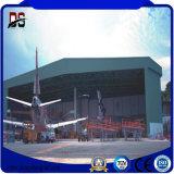 Vertiente de reparación prefabricada de la estructura de acero de la casa para los aviones del aeroplano