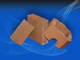 Feu de carbone en briques de magnésie pour four de chauffage 97