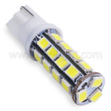 T10 W5w LED SMD Automobil-LED Birne (T10-WG-027W2835)