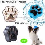 Mini GPS suivant pour des animaux familiers avec le positionnement de temps réel (V40)