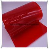 PVC desobstruído que dobra a cortina plástica