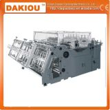 Rectángulo de papel automático que forma la máquina