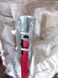 管の足場のための押された袖カプラー