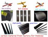 Высокое качество готовой глянцевый корпус из углеродного волокна для RC плоскости