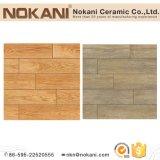 Azulejo de suelo de madera del azulejo de suelo de la inyección de tinta del azulejo de la mirada de la madera dura