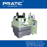 Centro de mecanización vertical del corte del plástico y de la aleación con buen Quality-Px-430A