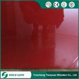 Forces de défense principale enduites UV pour les graines de meubles (couleur solide, en bois, la configuration de fleur)