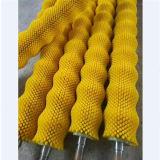 De industriële Nylon Schoonmakende Borstel van de Aardappels van de Rol voor Wasmachine