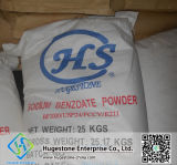 Additif alimentaire Benzoate de sodium (NaC6H5CO2) (CAS : 532-32-1)