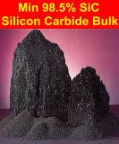 Abrasive Black Silicon Carbide for Jewelry Polishing