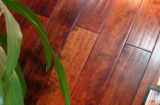 Maple Handscrapped sólido piso de madera (SFI-1010B)