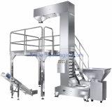 Convoyeur de position de l'acier inoxydable Z pour la transformation des produits alimentaires