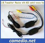 ricevente senza fili del trasmettitore di 2.4GHz DVD con la riga di controllo d'inversione di CRNA