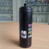 700ml Plastic Water Bottle With Push & Pull Screw Lid