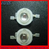 1W 660nm 730nm y 850nm 940nm rojo LED de alta potencia para crecer la luz