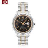 Armbanduhr der Soem kundenspezifischen Farben-Edelstahl-Männer