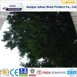 304 304L Fini miroir plaque en acier inoxydable