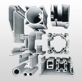 Het profiel-Aluminium van het aluminium Uitdrijving voor het Glijdende Venster van het Aluminium (HF002)