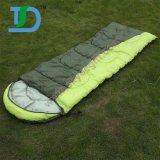 Portable di vendita caldo sacco a pelo di campeggio della busta del cotone di 3 stagioni
