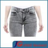 Jeans en jean maillot de mode pour femme (JC1350)
