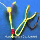 8 Hubschrauber-Spielzeug der Zoll-Gummiband-LED
